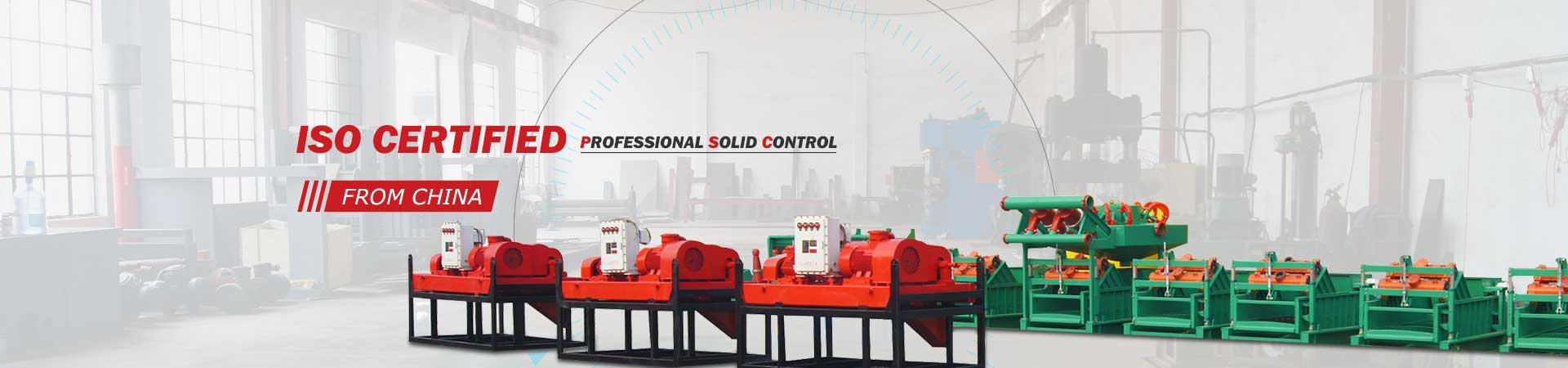 Solid Control Equipment