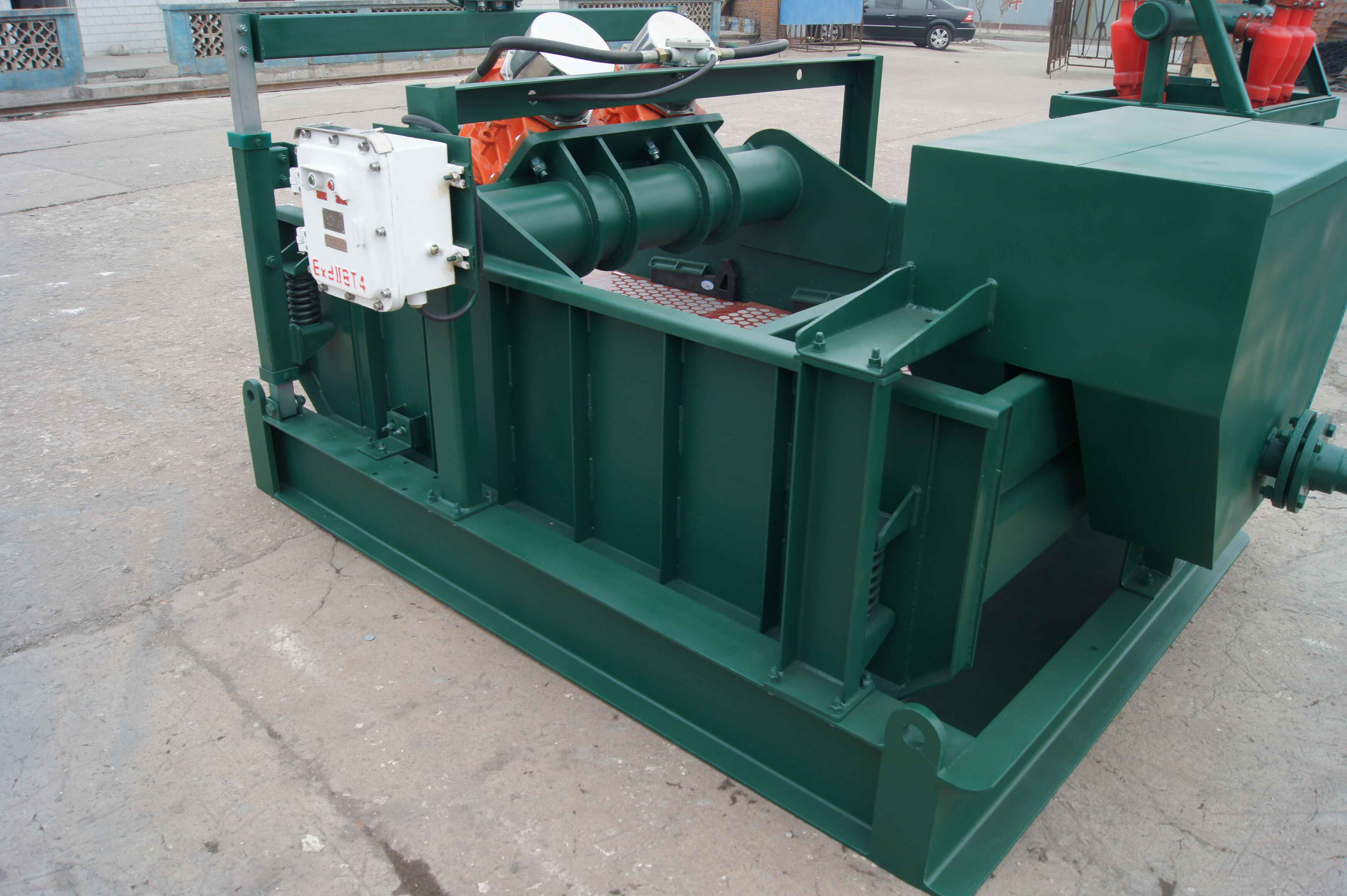 Drilling Mud Linear Motion Shale Shaker