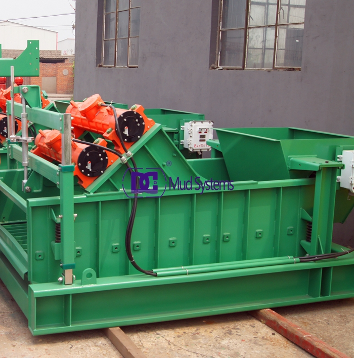 Cost-effective oilfield shale shaker Produced by DC Solid control