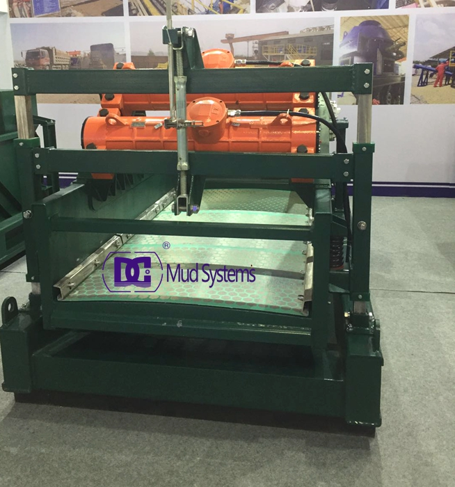 DCS Series shale shaker from China top Supplier