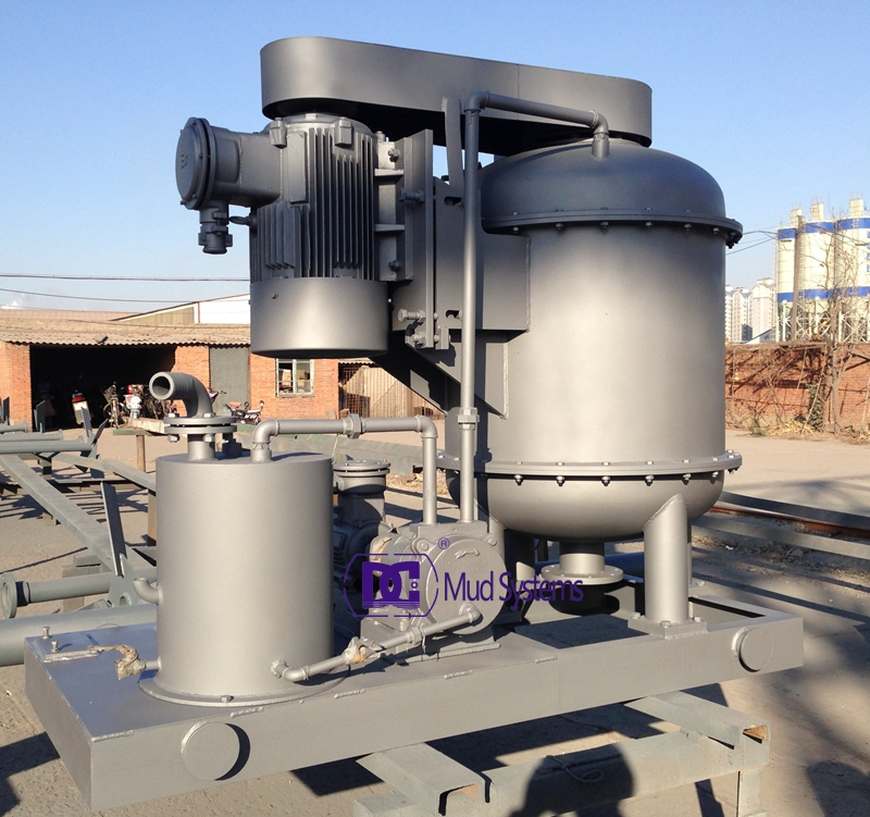 DCZCQ series Vacuum Degasser used for drilling field