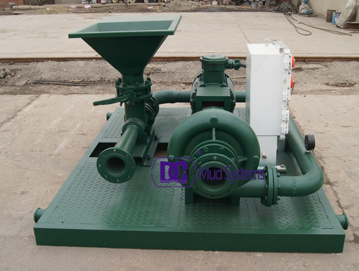 DCSLH series Jet Mud Mixer from China manufacturer
