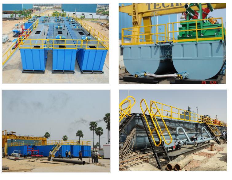Mud tank System produce from China top manufacturer