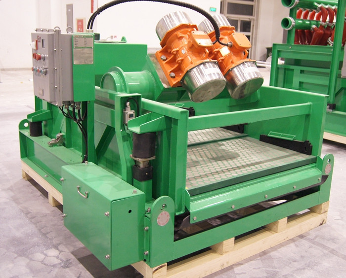 Large stock of solid control equipment from DC Solid control