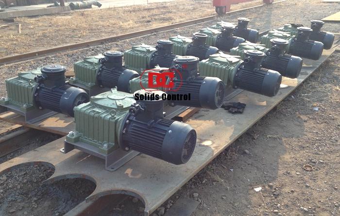 Another 12 Sets of DCJBQ7.5 Mud Agitator Shipped To Dubai