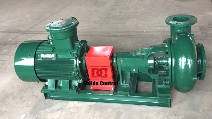 Centrifugal pumps used for drilling mud solid control system