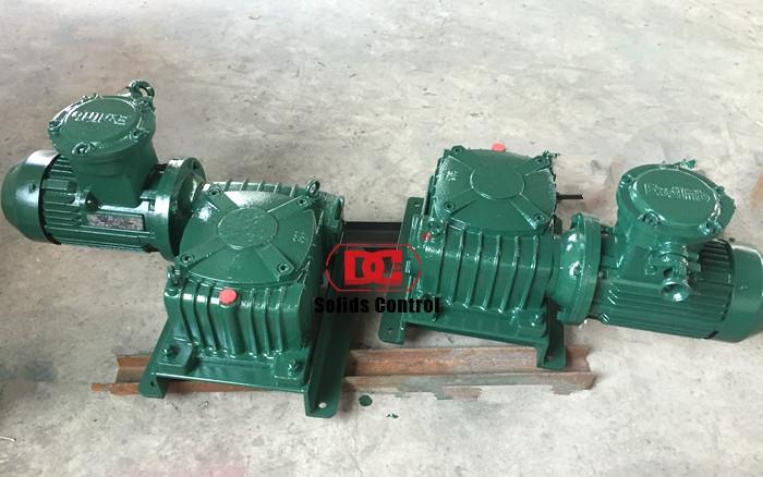 DC high qulity drilling mud agitator for sale