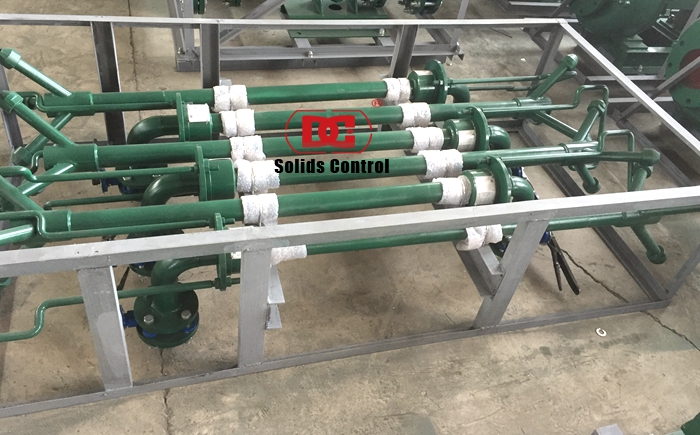 Drilling High Quality Mud Gun From China Manufacturer