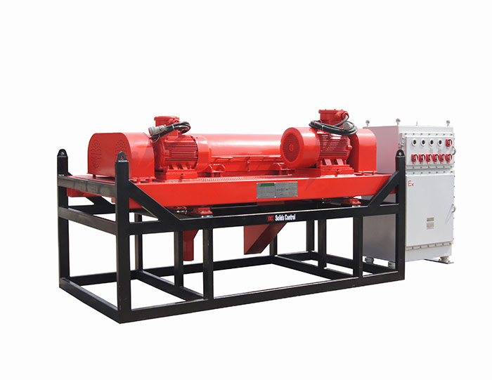 Drilling Fluid Decanter Centrifuge