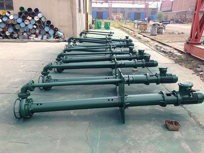 Disassembly And Sealing Of Slurry Pump