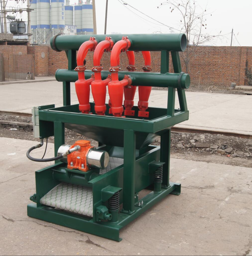 Widely Application Of The Desander