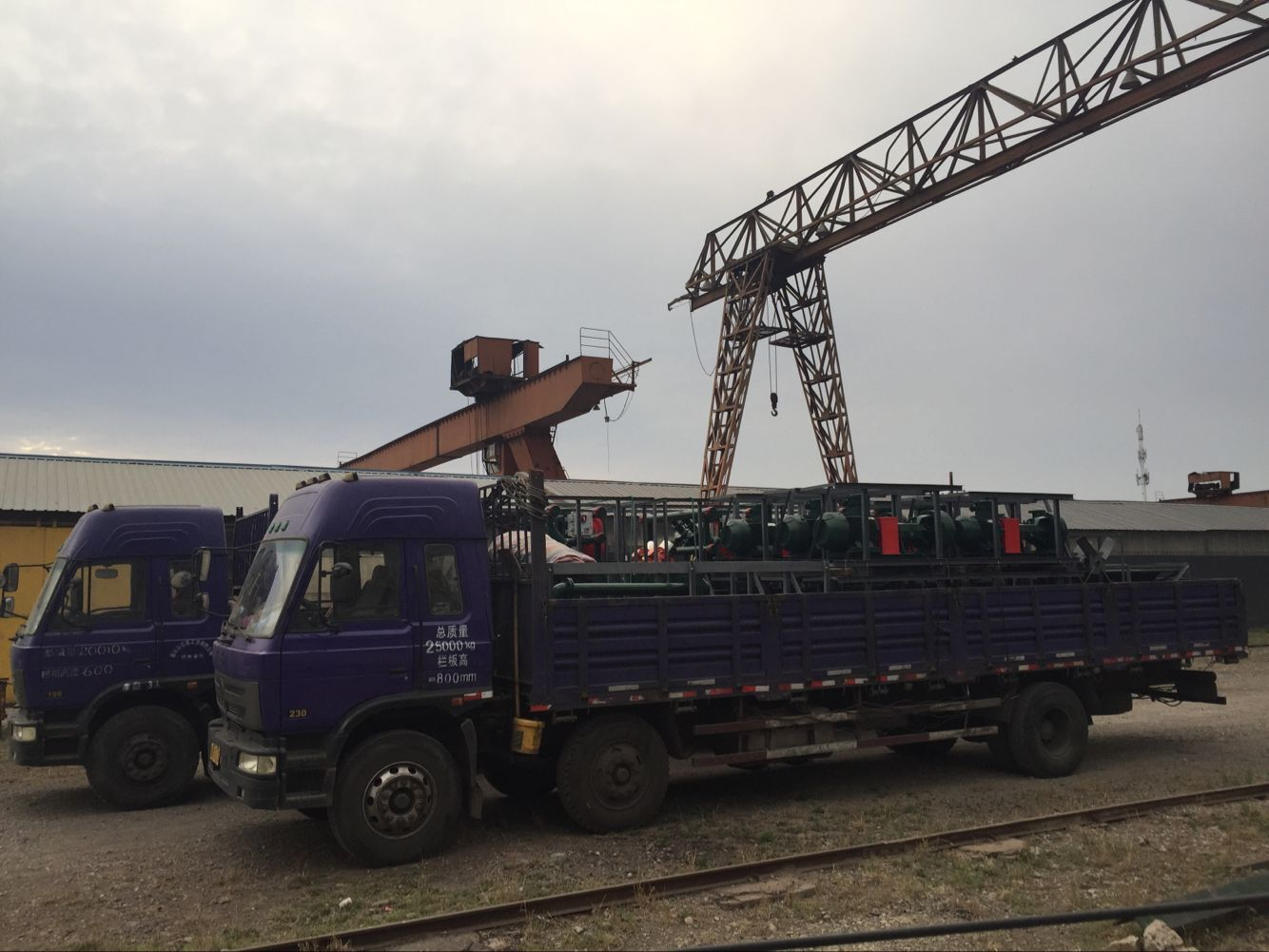 Solid Control Equipment Delivery To China Port At The End Of 2018